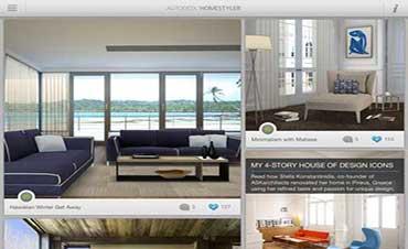 App composite per pittura digitale con pad for App arredamento interni