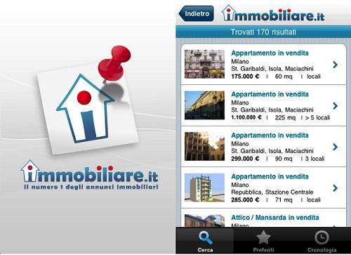 App per cercare casa apple app - Casa base immobiliare ...