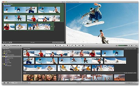 how to cut a video in imovie on iphone